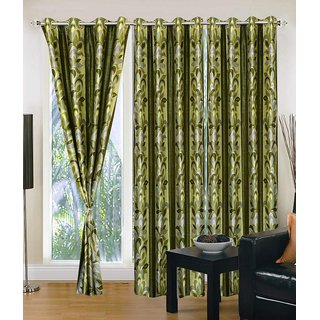 HOMELOGY SUPREMO TIGER CURTAIN (9FT)