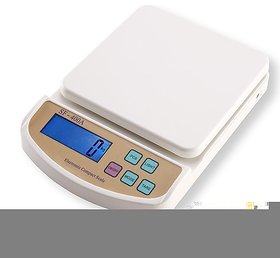 SF400A DIGITAL KITCHEN SCALE DIGITAL WEIGHING SCALE MEASURING FROM 0.10 to 10 KG