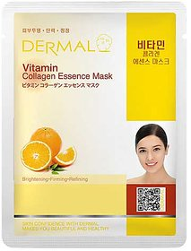 Dermal Vitamin Collagen Face Mask