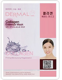 Dermal Collagen Face-Mask  Healthy  Elastic Skin