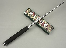 Self Defense Security Telescopic Folding Stick Baton Rod Pack Of 1