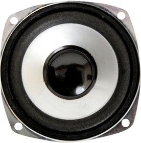 Barry John 3 Inch woofer Speaker 4 ohm 25 Watt HiFi Woofer Deep Bass for Home Theater