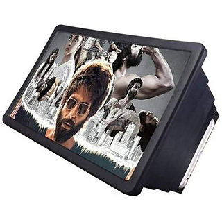F2 Screen Mobile Phone 3D Screen Magnifier 3D Video Screen Eyes Protection Enlarged Expander