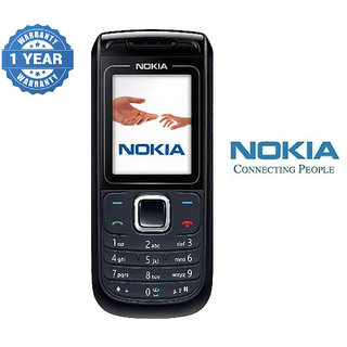 Nokia 1681 / Good Condition/ Certified Pre Owned (1 Year Warranty)