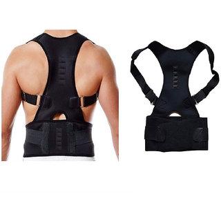 Raptech Therapy Posture Corrector Brace Shoulder Back Support Belt For Men And Women Braces Shoulder Posture