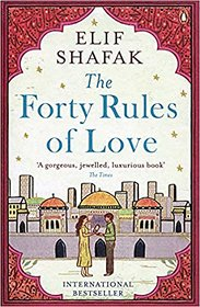 The Forty Rules of Love BY Elif Shafak EBOOK PDF QUICK DELIVERY