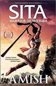 Sita Warrior of Mithila (Ram Chandra Series - Book 2) BY AMISH TRIPATIHI EBOOKQUICK DELIVERY