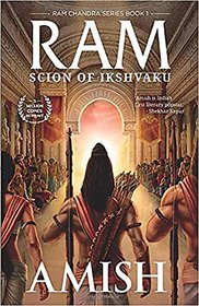 Ram - Scion of Ikshvaku BY AMISH TRIPATHI EBOOK INSTANT DELIVEY
