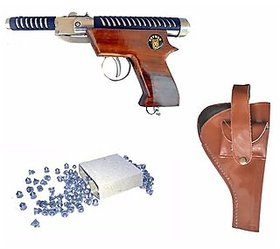 DYNAMIC MART 007 THUNDER AIR GUN 100 PALLETS WITH COVER (BLACK, BROWN)