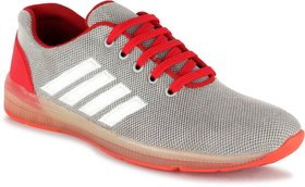 Kains Collection Men's Red Sports Shoes