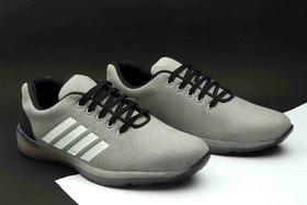Kains Collection Men's Black Sports Shoes