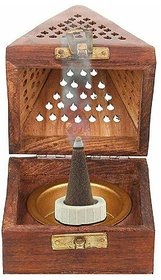 RAJVANSH HANDICRAFTS, WOODEN DHOOP BATTI STAND
