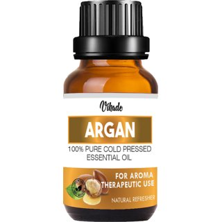 100% Pure & Natural Argan Oil for Dry and Coarse Hair & Skin care (30 ml) (Pack of 1)