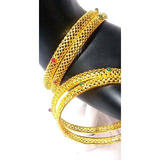 ROYAL LTCdesigner pair of BANGLES WHICH GIVES RICH LOOK