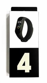 M4 Fitness Tracker Heart Rate Monitoring Band