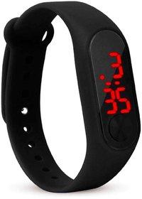 M2 Digital LED Band Digital Watch