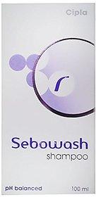 Cipla Sebowash Shampoo 100ml