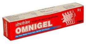 CIPLA Omni Gel 30 gm Pack of 5 Cream