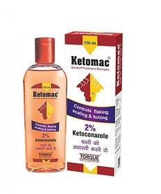 Ketomac Anti-Dandruff shampoo set of 4 pcs.