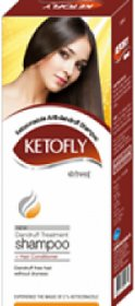 ketofly shampoo(set of 2 pcs.)
