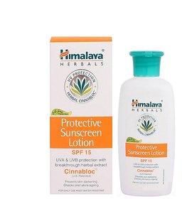 Himalaya Protection Sunscreen Lotion Spf15 (100Ml)