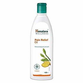 Himalaya Pain Relief Oil (100Ml)
