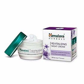 Himalaya Revitalizing Night Cream (50G)