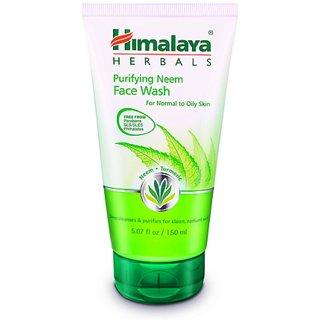 Himalaya Neem Face Wash( 150Ml)