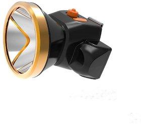 Rock Light 40 Watt Rechargeable Headlamp, LED Headlamp Flashlight, Perfect Headlamps for Camping,