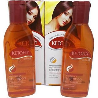Ketofly Shampoo (pack of 2)