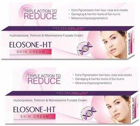 Elosone Ht skin cream 15 gm each ( pack of 2 pcs. )