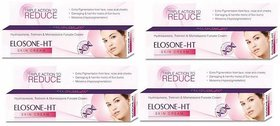 Elosone Ht skin cream 15 gm each ( pack of 4 pcs. )