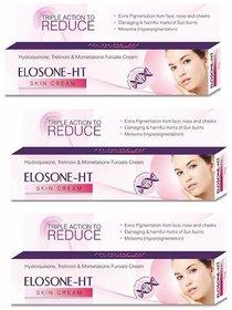 Elosone HT Cream, pack of 3, 45 grams