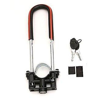 Bike Front Shocker Lock Wheel Lock for Hero Splendor