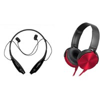 HBS 730 bluetooth headset and XB450 Wired Headset Neckb