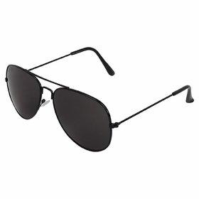 Stylish Cool And Trendy Sunglasses For Men Women Aviator - Black Lensblack