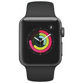 Apple iWatch Series 3 (42mm / 44mm) Refurbished Brand New Condition (Aluminium Space Black)
