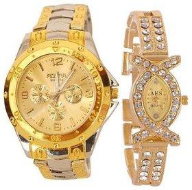 NUBELA Rosra Pair Watches