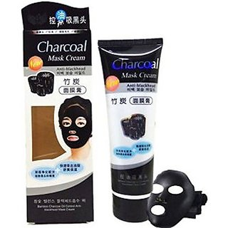 Mixed Chiks Charcoal Face Mask Cream 130 gm