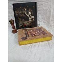 World's 1st Blessed Illustrated Speaking Bhagavad Gita in English, Hindi  Sanskrit Hardcover  2019