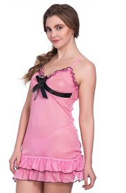 Rec Swaggy Women's Nighty Pink
