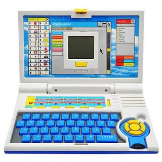 New Pinch English Learner Educational popular Laptop with 20 Fun Activities Enhanced Skills of Children best return gift