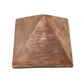 Pure Copper Pyramid Positive Vibes