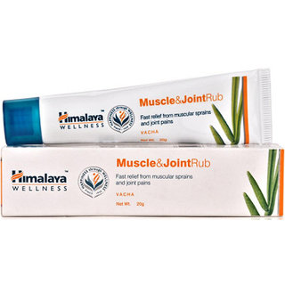 Himalaya Wellness Muscle  Joint Rub Fast Relief 20g