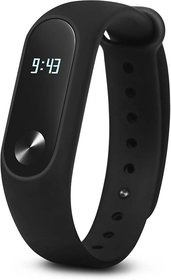 M2 Smart Fitness Band Wrist Band with Heart Rate Sensor/Pedometer/Sleep Monitoring Functions