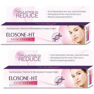Elosone Ht skin cream 25 gm each ( pack of 2 pcs. )