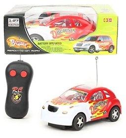 Remote Control Crazy Car multicolor