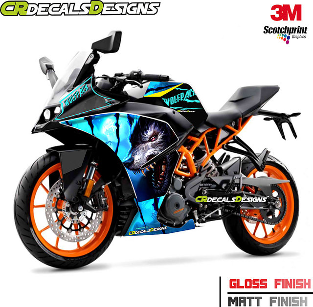 Buy Ktm Rc 125 200 390 Wolfpack Vampire Edition Kit Online Get 30 Off It was formed in 1992 but traces its foundation to as early as 1934. ktm rc 125 200 390 wolfpack vampire edition kit