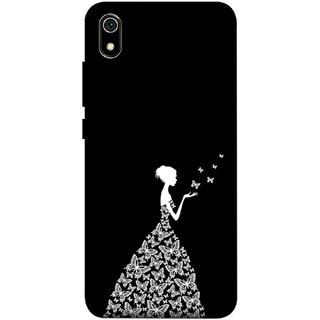 Printed Hard Case/Back Cover for Redmi 7A