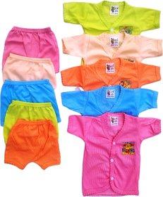 kids t-shirt  combo multicolour (pack of 5)